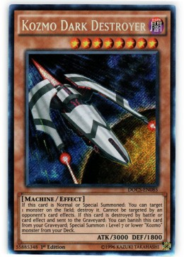 You can curse all the players wishing for a better starship archetype than the Gradius deck for this, but it won't save your lifepoints.