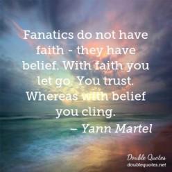 Belief, Faith & Trust