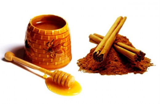 Cinnamon and Honey Mask for Acne