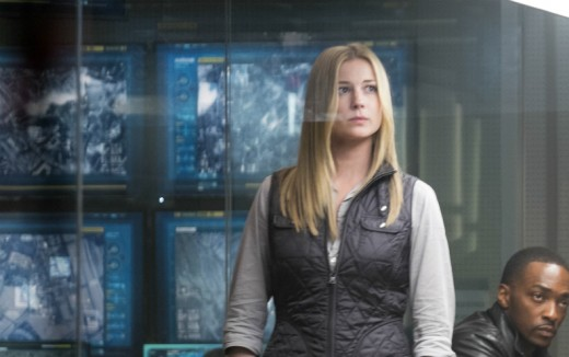 Emily Van Camp as Sharon Carter, aka Agent 13