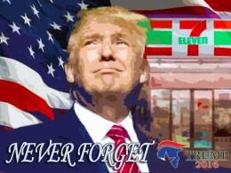 Trump was there on 7-11, he hasn't forgotten what our first responders went through