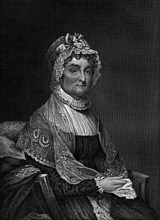 John Adams wife Abigail Smith Adams