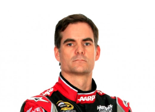 Jeff Gordon.