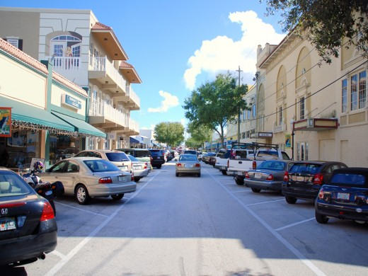Downtown Stuart, Florida