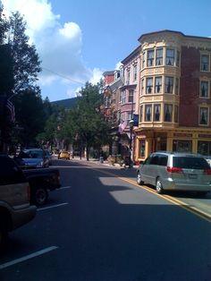 Downtown Pocono Mountains