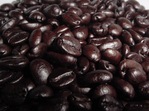 #2     Rich Dark Coffee-Beans