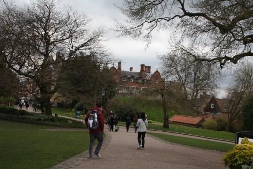 Yorkshire Museum Garden