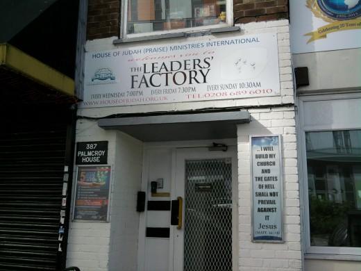 Crazy tongues factory