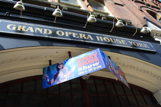 horrow shows in Grand Opera House