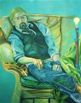 """Joe Thompson"", Musician"