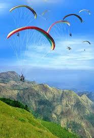 paragliding in vagmon