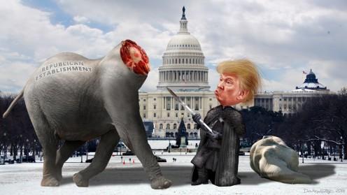 Trump vs. GOP