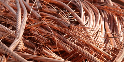 After the precious metals, Copper is my next favorite