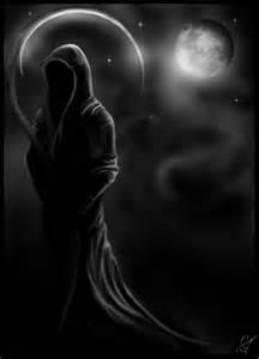 Cloaked in the Moon's Night
