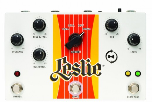 Here we show the Digital Leslie Pedal.