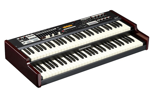 Here we show the Hammond SK2.