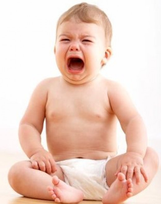 Babies generally get problems just because improper diapers