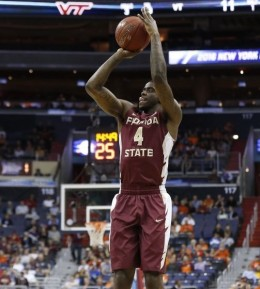 The NBA would probably like to see Dwayne Bacon shoot better as a sophomore.