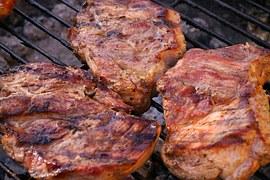 Steaks, yum yum.