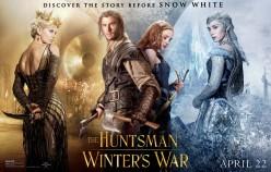 Movie Review: The Huntsman: Winter's War (Spoiler Free)