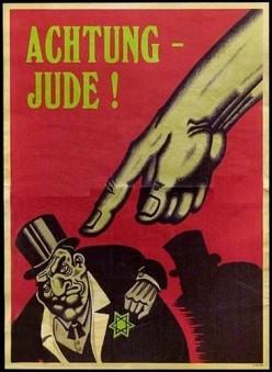 Hitler's road to antisemitism