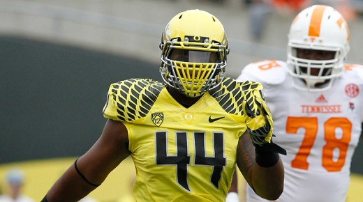 DL DeForest Buckner will be a force up front, no matter what team in the top 10 chooses him.