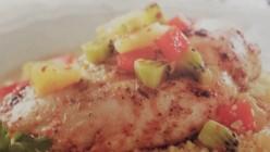 The Cilantro Lime Chicken Recipe