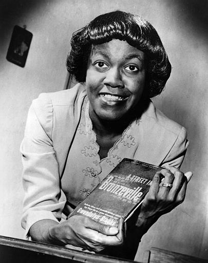 In 1950, Gwendolyn Elizabeth Brooks would go down in history as the first African-American woman to win a Pulitzer prize for Poetry in her second collection, Annie Allen.