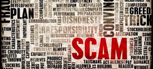 Scams & Fraud
