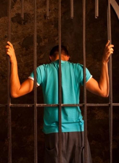 Mark 1 is a political prisoner