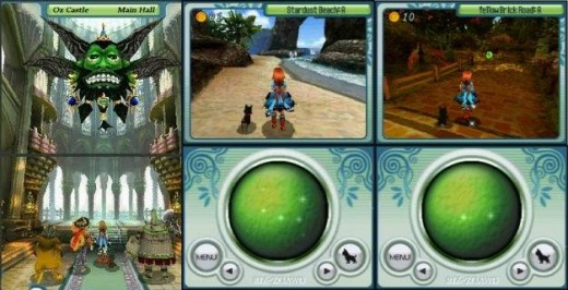 Various GamePlay screenshots