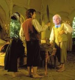 Bilbo Baggins or Harry Potter