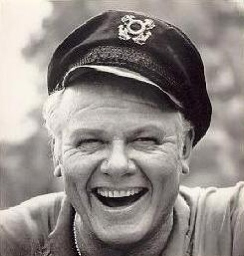 "Alan Hale, Jr. 1920 - 1990 was "" Big Jeff Pruitt"" on  Andy Griffith Show  and the skipper on  Gilligan's Island"