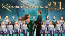 Riverdance 21st Anniversary at New Wimbledon Theatre