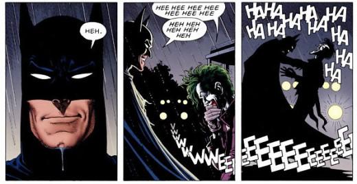 Batman in killing joke