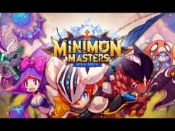 Minimon Masters (Android App Review)