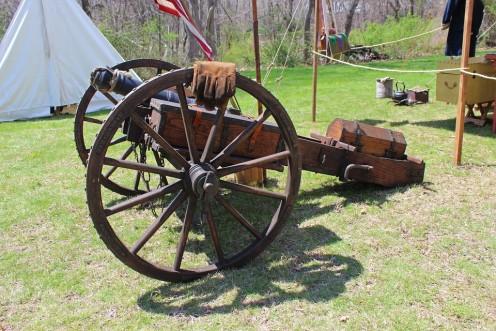 Cannon in Philadelphia