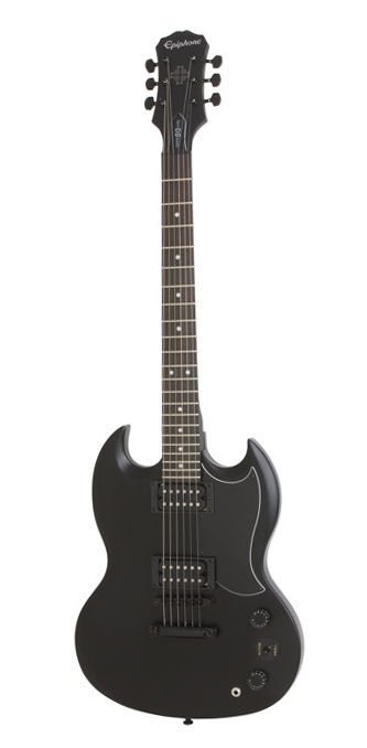 Epiphone SG ''Goth'' Special LE
