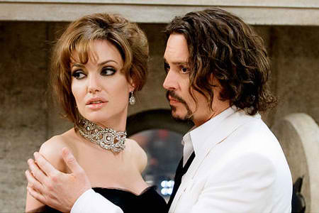 Like The Astronaut's Wife (1999), the pairing of Angelina Jolie and Johnny Depp in The Tourist (2010) just didn't click as well.