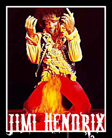 Jimi Hendrix a great influence on Prince.