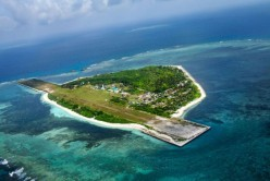 China is Poison to Pagasa Island in the Philippines