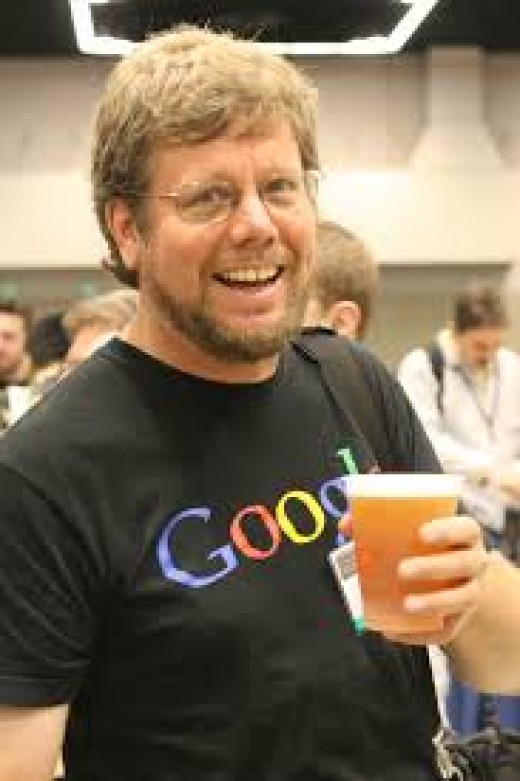 Guido Van Rossum - The man behind Python