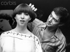Vidal Sassoon, women's hairstylist, owner of Sassoon Hair Products For Women