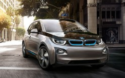 BMW i3 trying to lead the market of electric cars