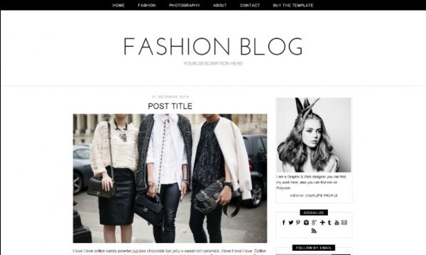The top 17 best fashion bloggers in uk hubpages pronofoot35fo Gallery