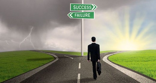 Success v Failure