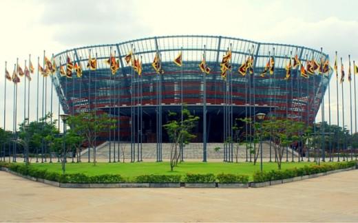 Nelum Pokuna Theatre