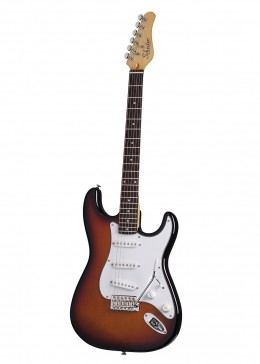 The Schecter California Vintage Traditional Standard is an affordable alternative to the Fender Stratocaster
