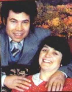 British Serial Killer Couple Fred and Rose West