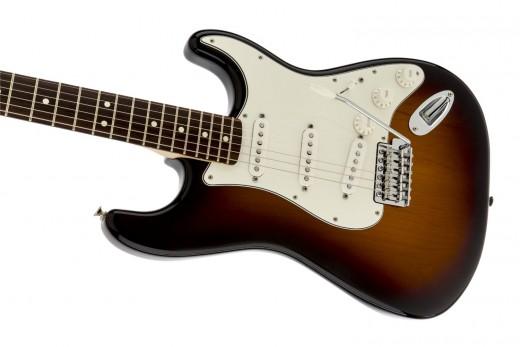 The Fender Standard (MIM) Stratocaster